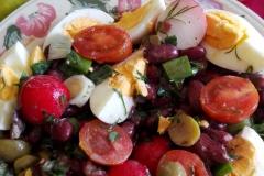 Salata-od-crvenog-pasulja