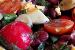 Salata-od-pasulja